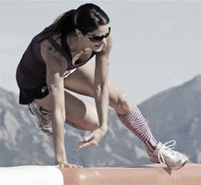 Woman-Jumping-Over-Beam
