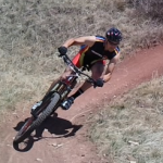 Josh Kravetz, Mt. Biker