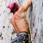 Will Huntington, Rock Climber